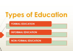What Is Formal Education PDF?