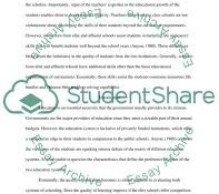 Essay Writing Made Easy - How To Make An Education Disparity Essay