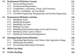 Specifying Software Engineering Requirements Involves Specification and Visualization