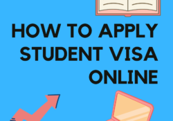 How To Apply Student Visa Online